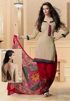 dress patterns for churidar