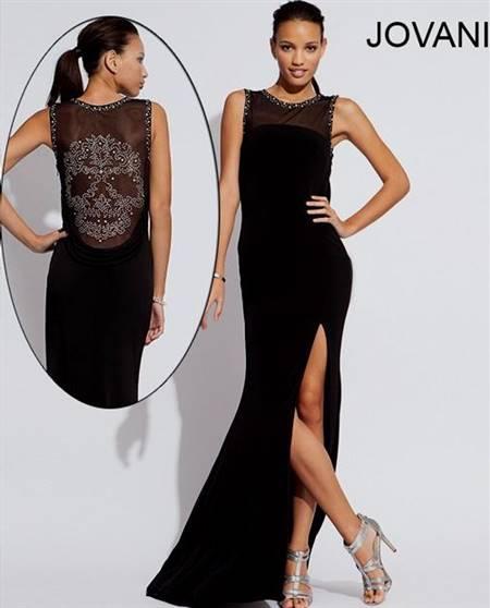 dresses for prom black