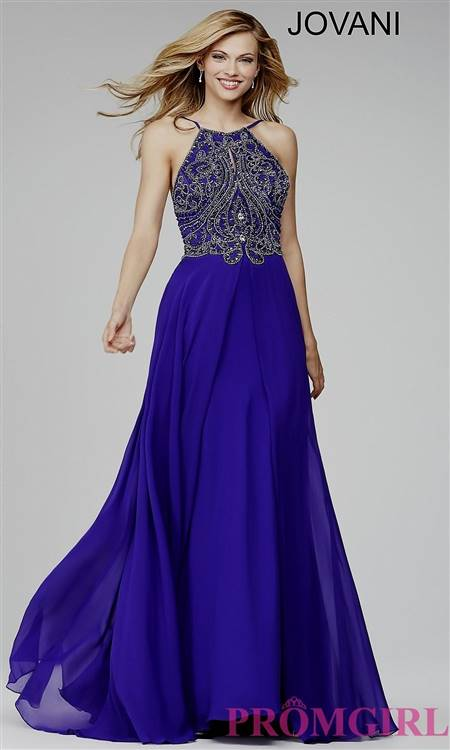 dresses for prom purple