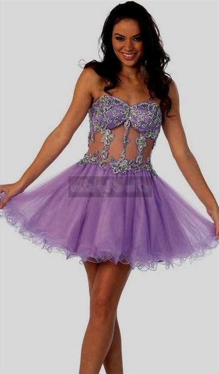 dresses for teenagers party purple