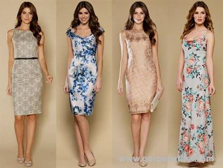 dresses for wedding guests summer