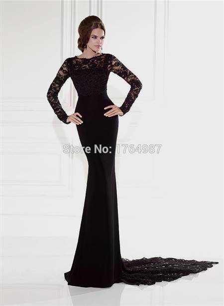 dresses for wedding guests with sleeves