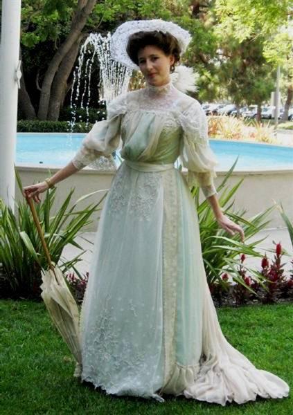 edwardian dress