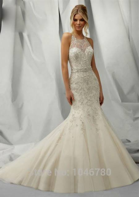 expensive lace wedding dresses