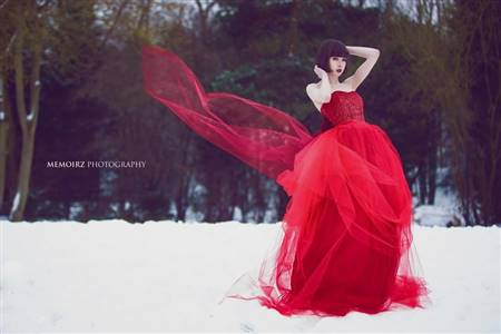 fashion dress photography