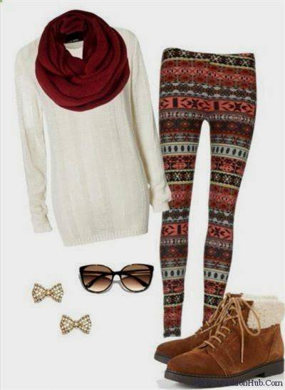 fashionable clothes for teenage girls winter