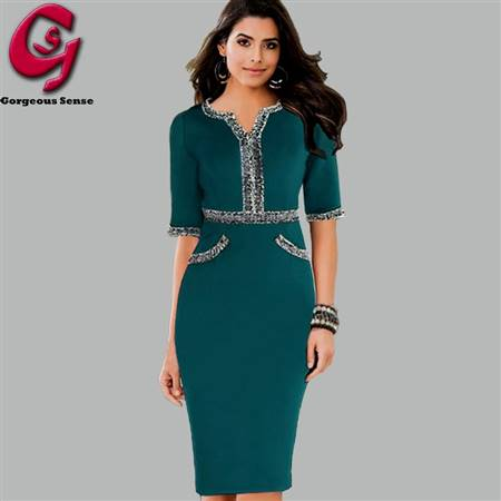formal casual dress for women