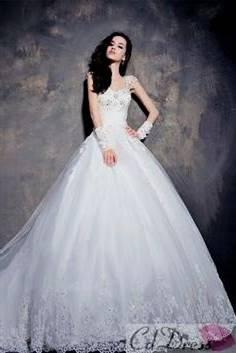 giles deacon wedding dress
