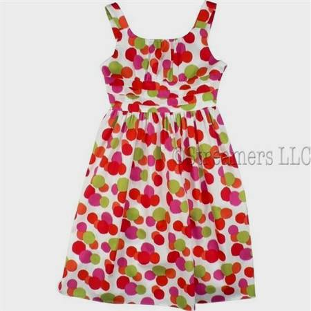 girl summer dresses 7-16