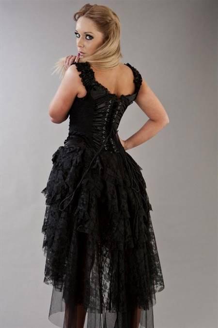 gothic victorian corset dresses