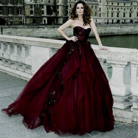 gothic victorian prom dresses