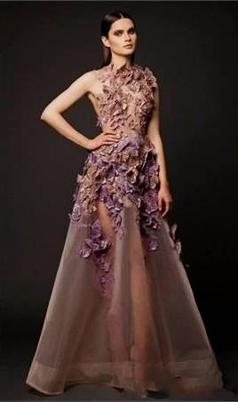 high fashion prom dresses