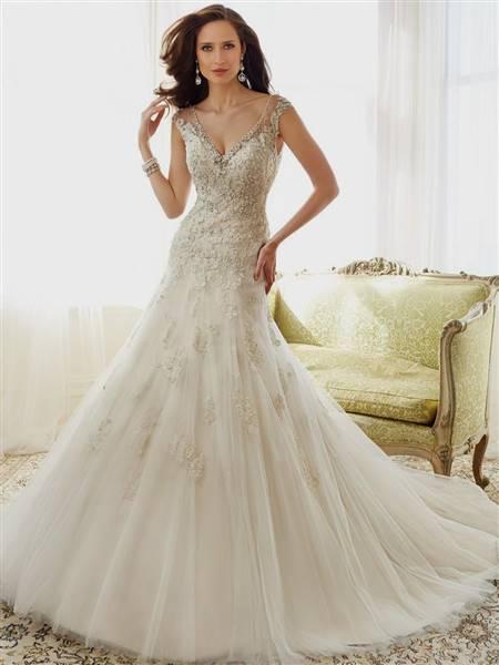 high fashion wedding dresses