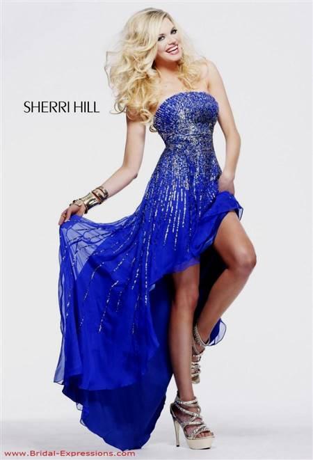 high low prom dresses sherri hill