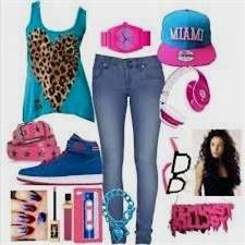 how to dress with swag for girls