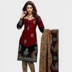 indian cotton dress design patterns