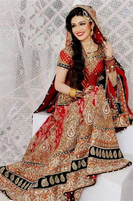 indian muslim wedding dresses for bride