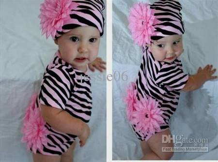 infant baby girl summer clothes