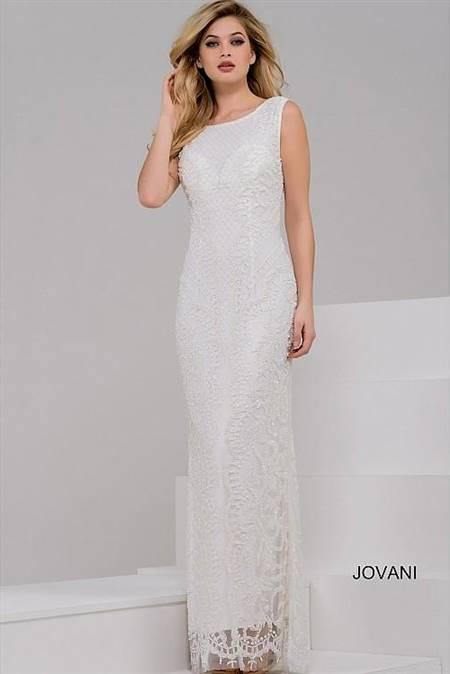 jovani lace wedding dresses