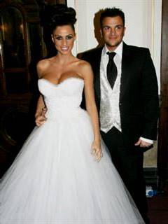 katie price wedding dress alex reid