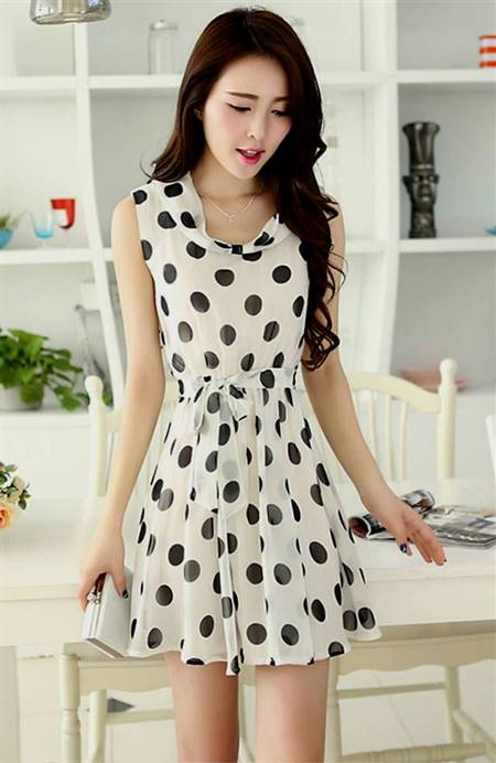 korean casual dresses