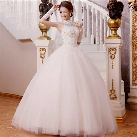 korean wedding dress modern
