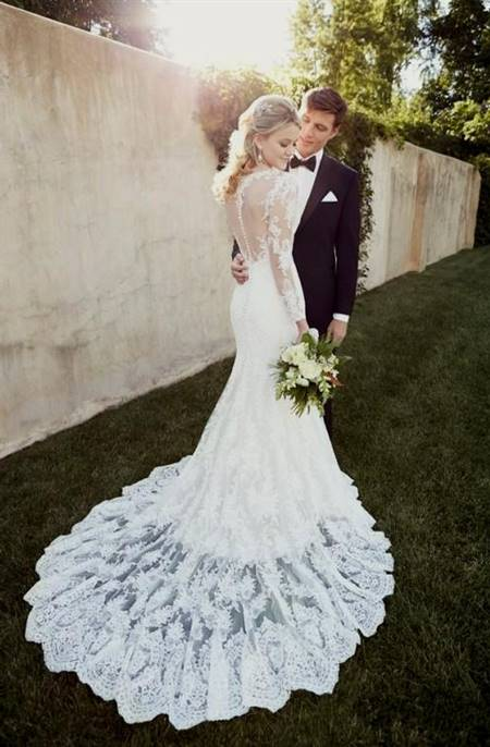 lace mermaid wedding dress tumblr