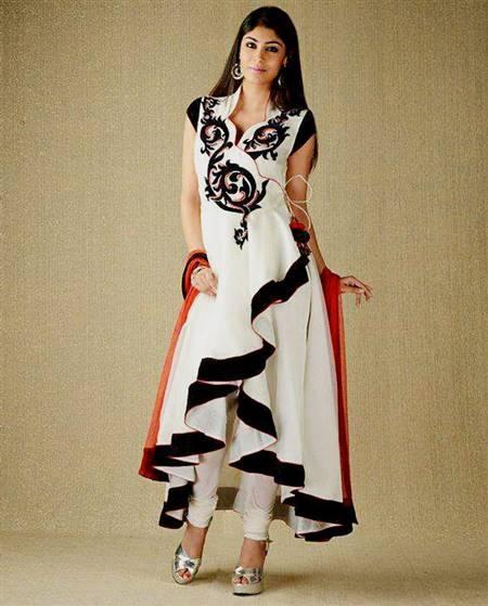 latest designer party dresses