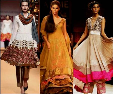latest designer western dresses for girls