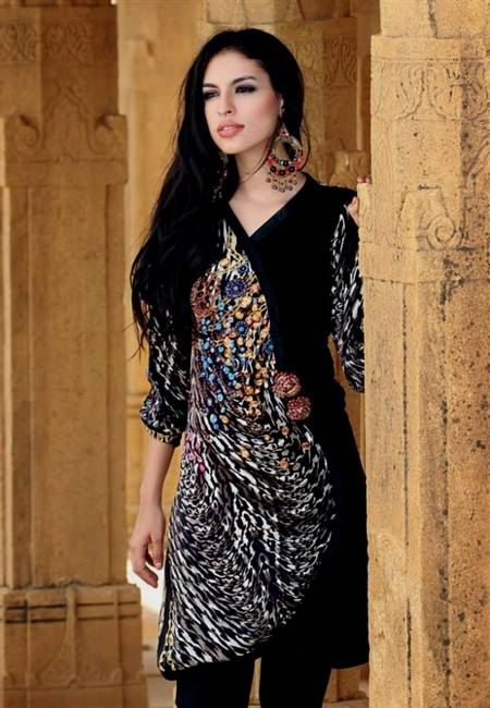 latest designer western dresses for girls