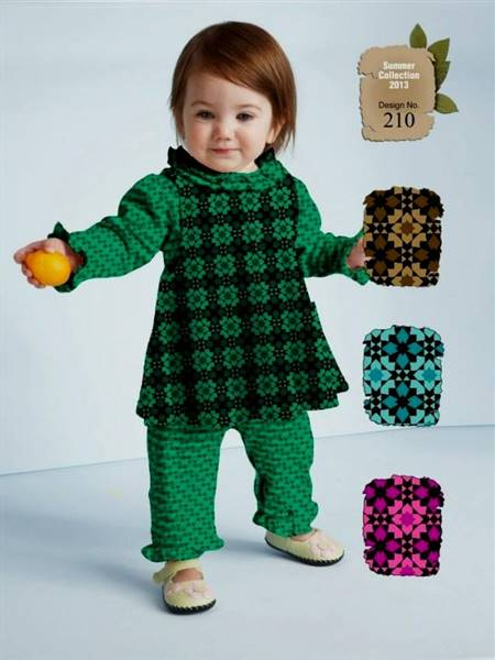 lawn dress designs for kids