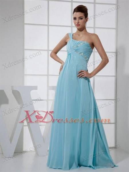 light blue prom dresses