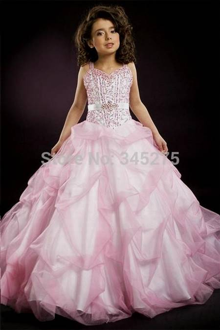 light pink party dresses for teenagers