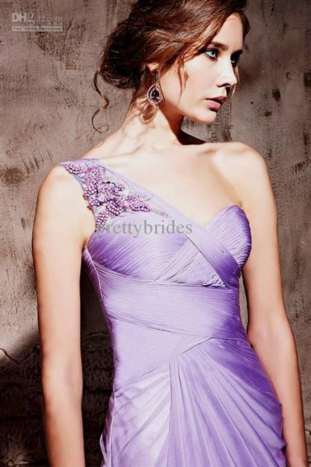 light purple cocktail dress with sleeves