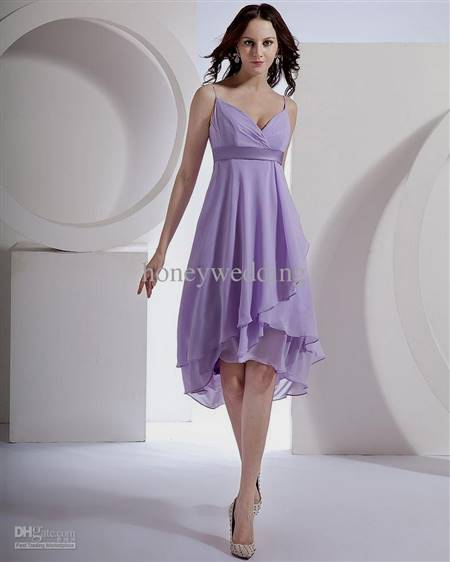 light violet casual dress
