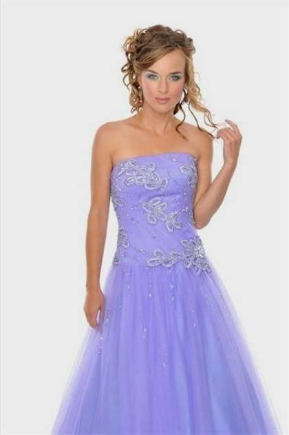 light violet dress