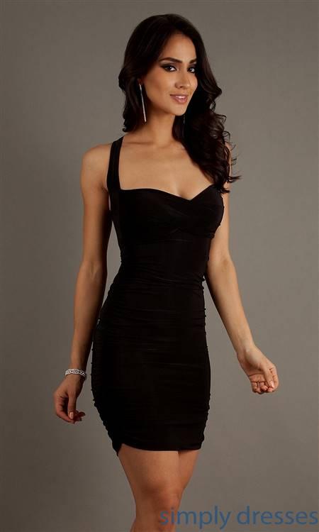 little black party dresses for women