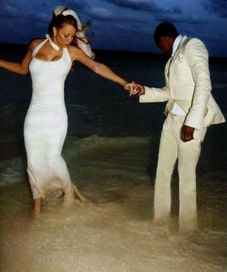 Mariah Carey Wedding Dress