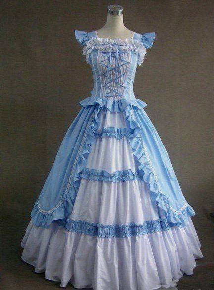 medieval corset dress queen