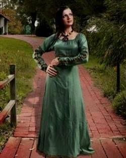 medieval dress modern