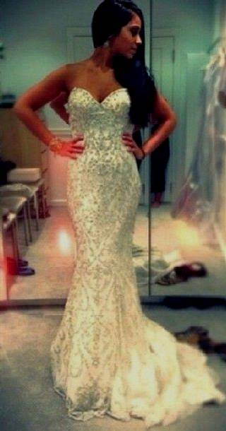 mermaid prom dress tumblr