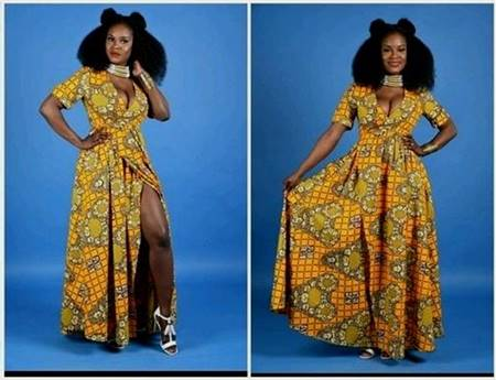 modern african traditional dress