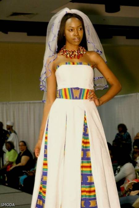 modern african traditional wedding dresses