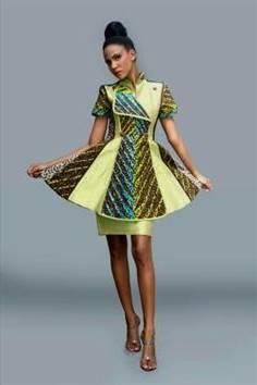 modern nigerian dress styles