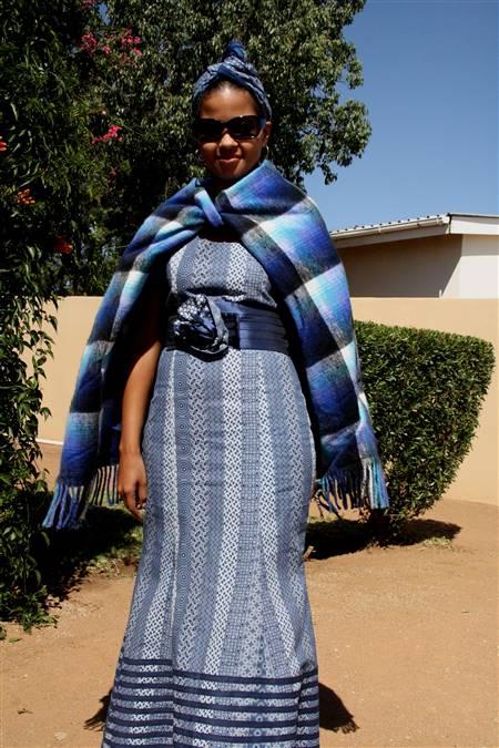 modern tswana traditional wedding dresses