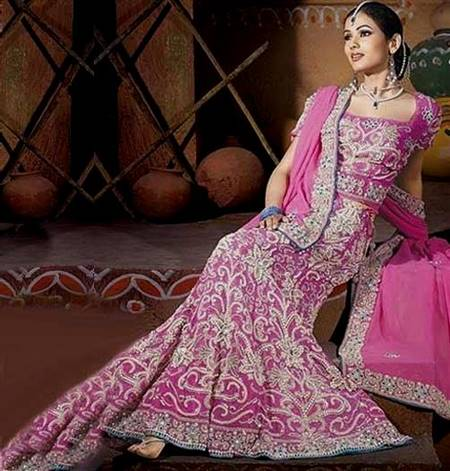 most beautiful indian wedding dress of all time