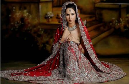 most beautiful indian wedding dresses