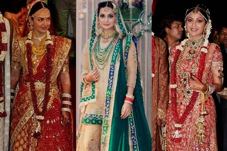most expensive indian wedding dress in the world