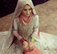 muslimah wedding dress syar'i