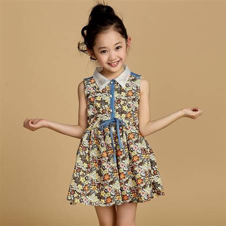 new dress patterns for girls